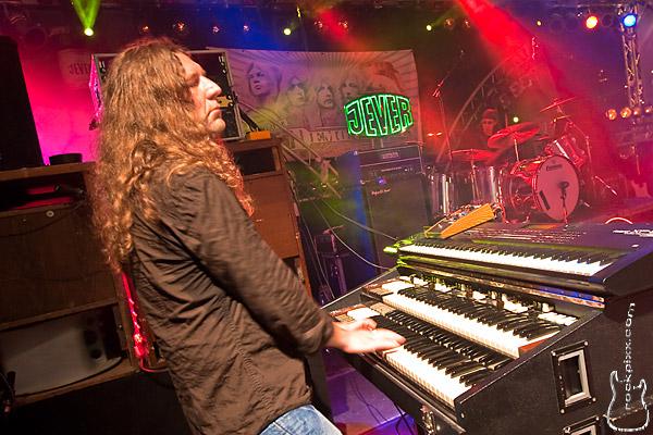 Hammond Orgel, Leslie