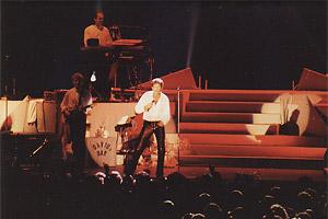 David Hasselhoff, um 1991