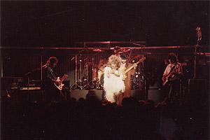 Tina Turner, um 1984