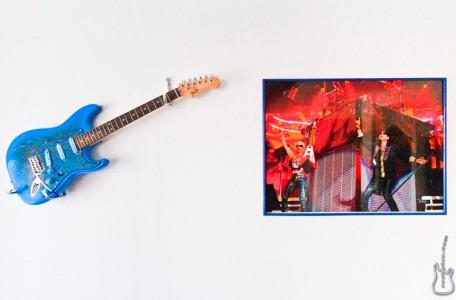 Eingangsbereich bei rockpixx.com | double-A-design