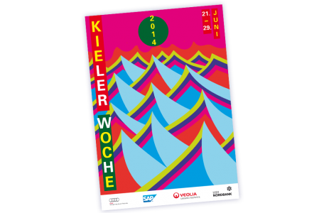 Kieler Woche 2014 | Das Plakat