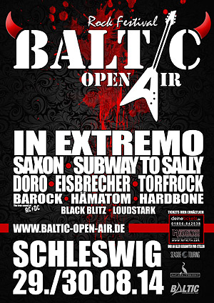 Teaser Baltic Open Air 2014