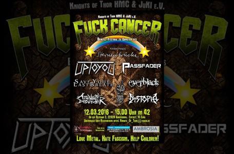 FuckCancer Festival