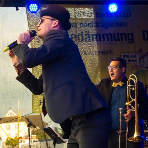 Jam Delay, 04.08.2016, Husumer Hafentage, Volksbank Bühne, Husum
