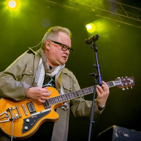 Heinz Rudolf Kunze, 13.08.2016, Eckernförde, Südstrand