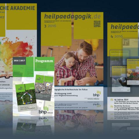 Satz & Design Periodika (Magazin/Fachzeitschrift, Programmhefte)