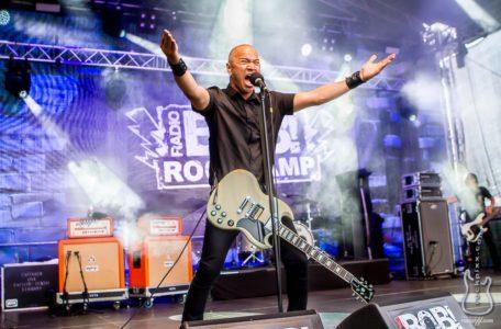 Danko Jones, 19.06.2017, Kiel, Radio BOB! Rockcamp