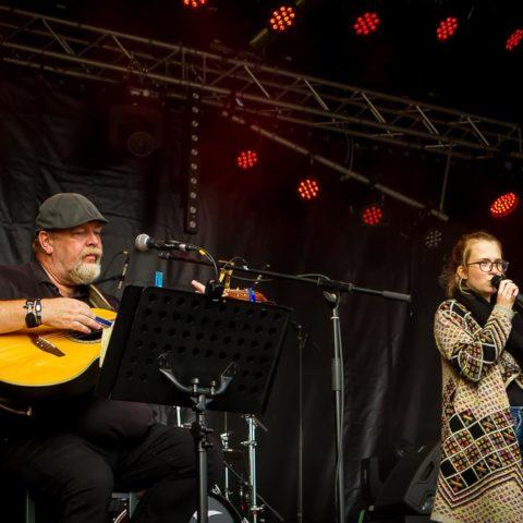 BUM feat. Helene Nissen, 29.07.2017, Lentföhrden, Lentföhrden OpenAir